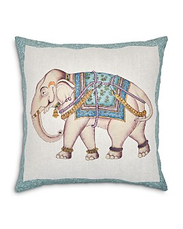 "John Robshaw - Jambira Decorative Pillow, 22"" x 22"""