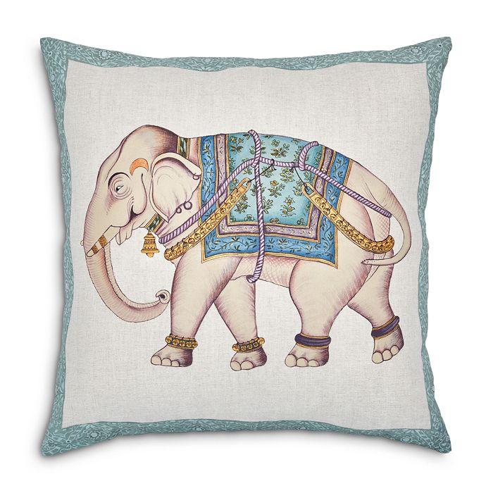 "John Robshaw - Jambira Decorative Pillow, 22"" x 22"""