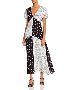 Rahi - Confetti Patchwork Maxi Dress