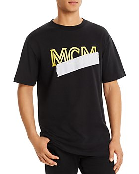 MCM - Luxe Graphic Logo Tee