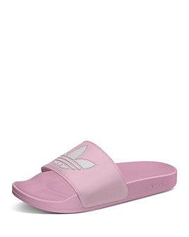 Adidas - Women's Adilette Logo Slide Sandals