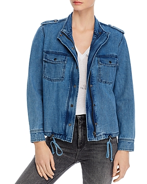 Rails Collins Denim Military Jacket-Women