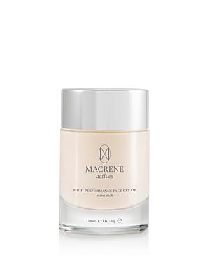 High Performance Face Cream