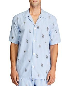 Polo Ralph Lauren - Seersucker Pajama Top