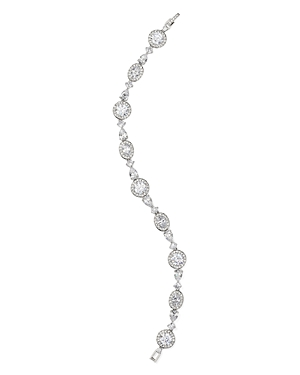 Nadri Multi-Station Cubic Zirconia Bracelet-Jewelry & Accessories