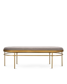 SAFAVIEH - Sylva Oval Bench