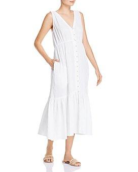 BeachLunchLounge - Lexa Plissé Dress