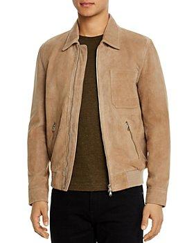 7 For All Mankind - Regular Fit Harrington Jacket