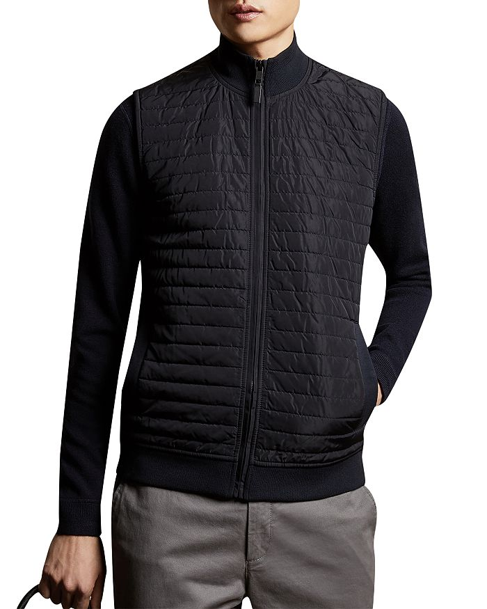 Ted Baker - Rapids Quilted Gilet