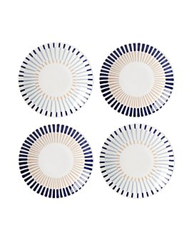 kate spade new york - Brook Lane Tidbit Plates, Set of 4