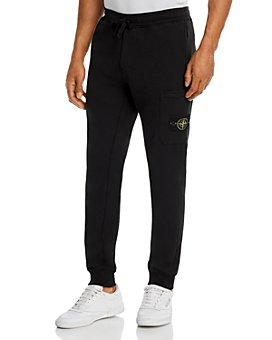 Stone Island - Cotton Fleece Sweatpants