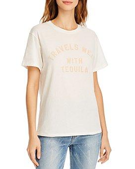 WILDFOX - Keke Travels Well Graphic T-Shirt