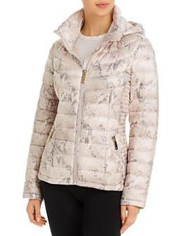 Calvin Klein - Short Puffer Coat