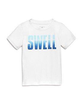 SOL ANGELES - Boys' Swell Crewneck Tee - Little Kid, Big Kid