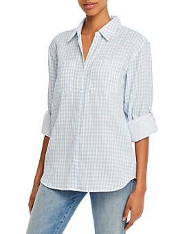 Joie - Lidelle Gingham Shirt - 100% Exclusive