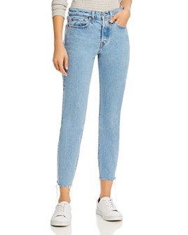 Levi's - Wedgie Icon Straight-Leg Jeans