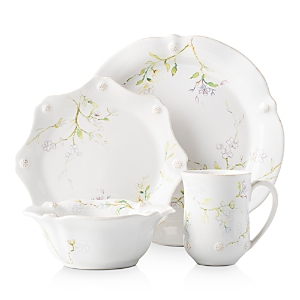 Juliska Berry & Thread Floral Sketch Jasmine 4-Piece Place Setting