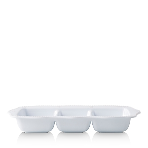 Juliska Berry & Thread Melamine Triple Section Server