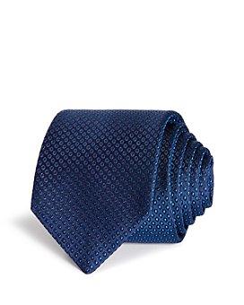 HUGO - Mini Dot Silk Skinny Tie