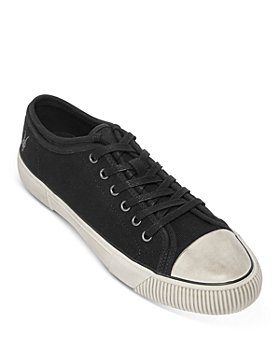 ALLSAINTS - Men's Rigg Low-Top Canvas Sneakers