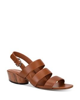Salvatore Ferragamo - Women's Strappy High-Heel Sandals