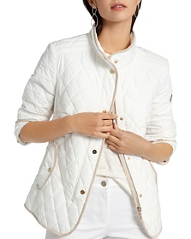 BASLER - Quilted Stand-Collar Jacket