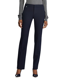 Ralph Lauren - Straight-Leg Pants