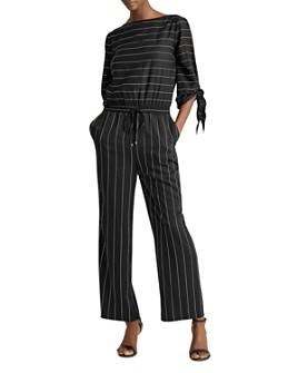 Ralph Lauren - Striped Jumpsuit