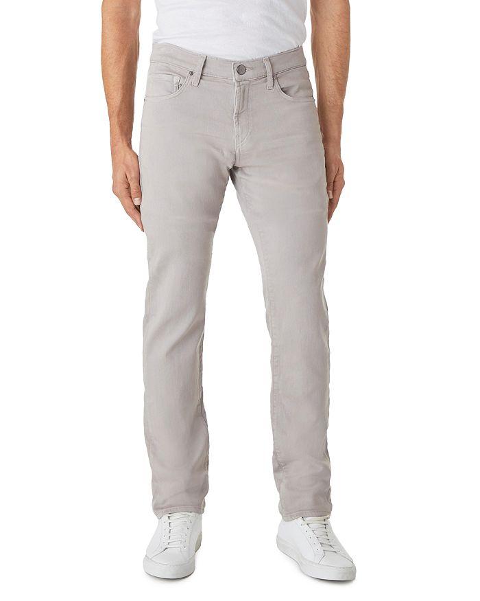 J Brand - Kane Straight Fit Jeans in Keckley Flint