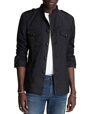 John Varvatos Star Usa Oscar Officer Slim Fit Soft Jacket-Men