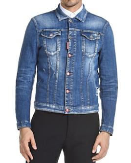 DSQUARED2 - Slim-Fit Denim Jacket