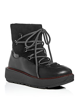 FitFlop - Women's Skandi Cold Weather Platform Boots