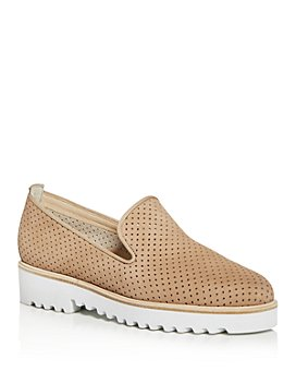 Paul Green - Women's Cailey Perforated Platform Loafers