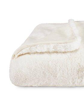 Vera Wang - Lapin Throw Blanket