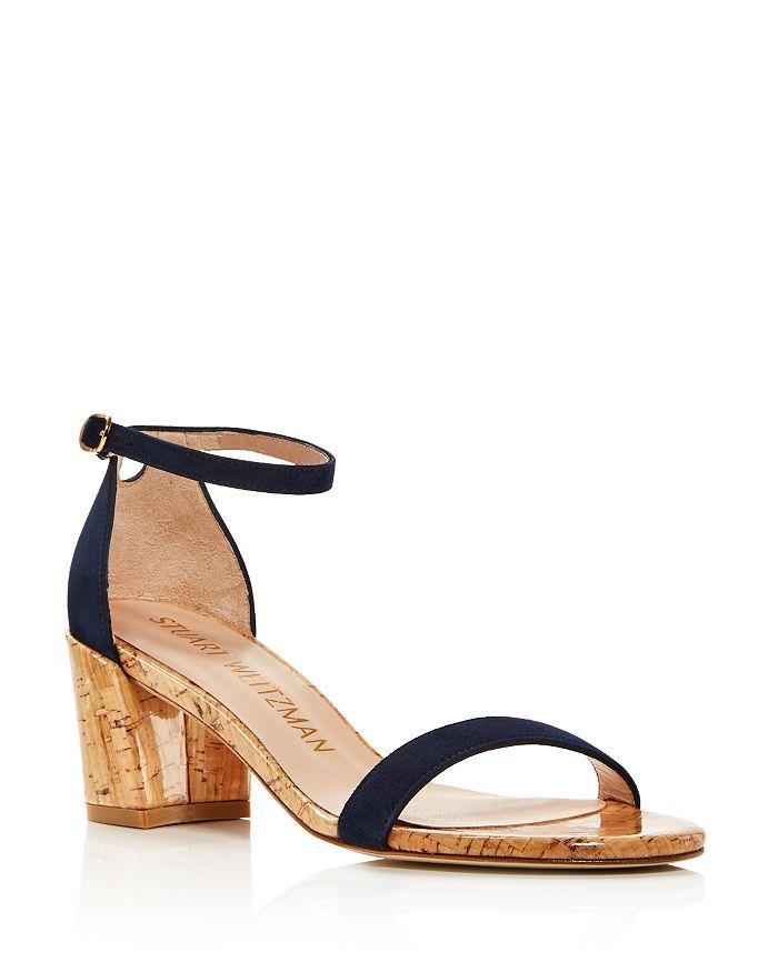Stuart Weitzman - Women's Simple Strappy Sandals