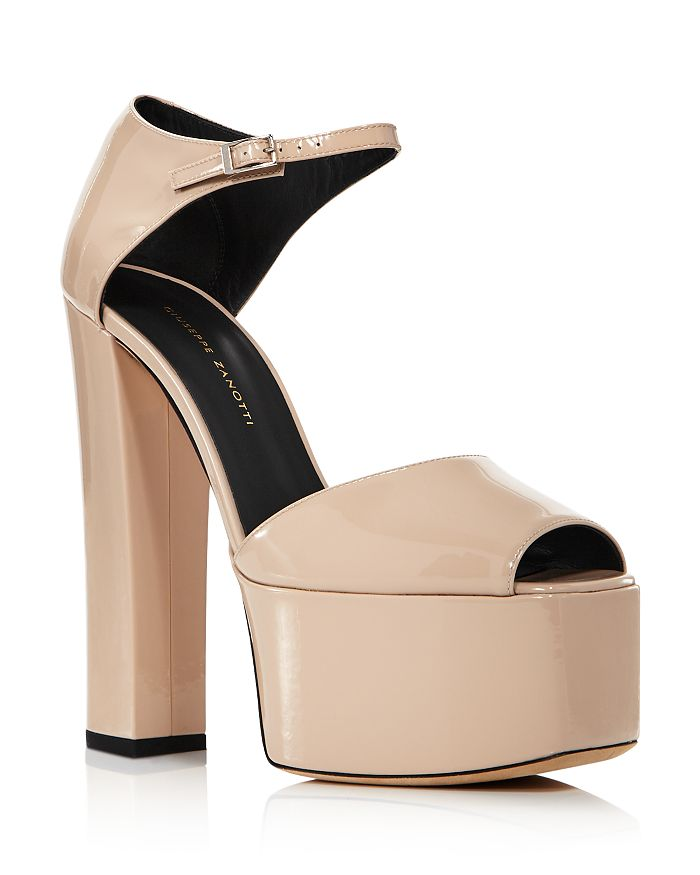 Giuseppe Zanotti - Women's Strappy Platform High-Heel Sandals