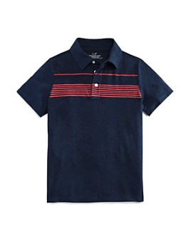 Vineyard Vines - Boys' Chest-Striped Polo Shirt - Little Kid, Big Kid