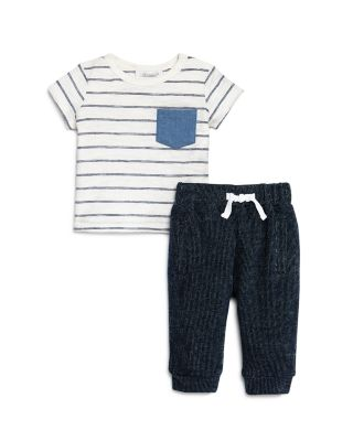 New Balance Baby Boys/' set 2-Piece Jacket /& pants Set sizes 12,18 24 months