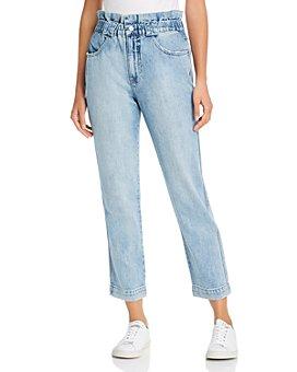 Pistola - Dakota Paperbag Waist Jeans