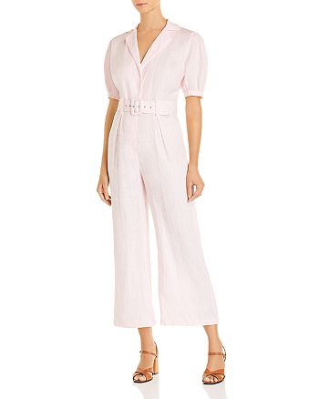Faithfull the Brand - Frederikke Short Sleeve Jumpsuit