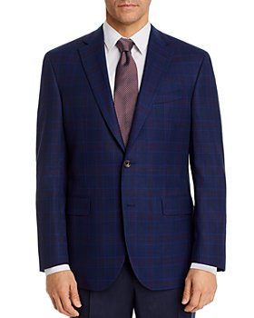 Jack Victor - Conway Plaid Regular Fit Sport Coat