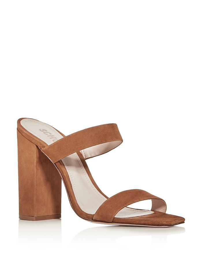 SCHUTZ - Women's Maribel Block-Heel Sandals