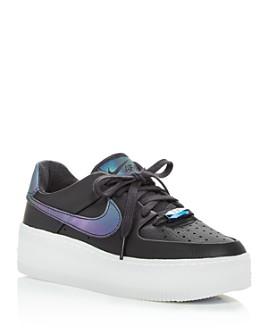 Nike - Women's AF1 Sage Low LX Low-Top Platform Sneakers