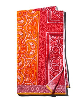 Sky - Global Cotton Striped Beach Towel - 100% Exclusive