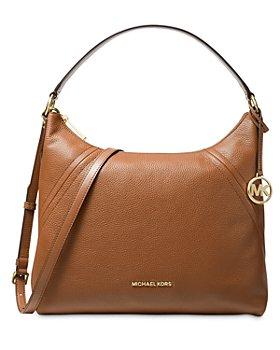 MICHAEL Michael Kors - Medium Leather Shoulder Bag