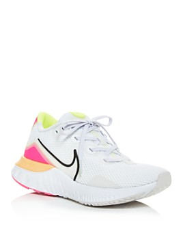 Nike - Women's Nike Renew Run Low-Top Sneakers