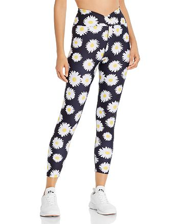 Year of Ours - Veronica Print Leggings