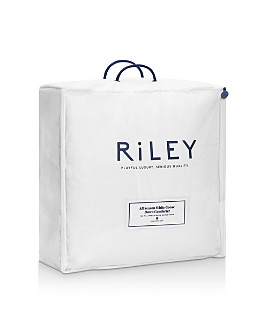RiLEY Home - All Season White Goose Down Comforters