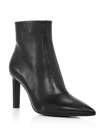 Saint Laurent - Women's Kate 85 Zip Booties