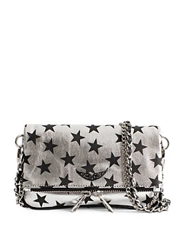 Zadig & Voltaire - Rock Circus Stars Lambskin Leather Crossbody Bag
